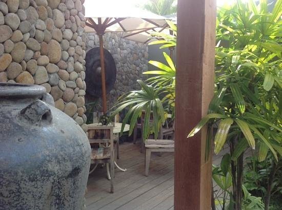 أوما كاران: the decor is beautifull