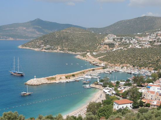 Kalkan Turkey  city pictures gallery : Kalkan Marina Picture of Allegra Hotel, Kalkan TripAdvisor