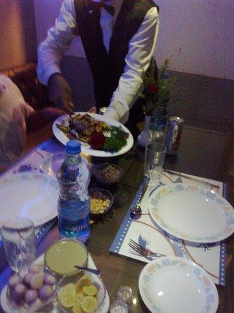 Mahesh Lunch Home: Pomfret