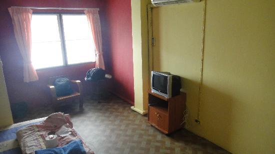 Photo of room 105 to prove that I did stay at Cumpun Guest House