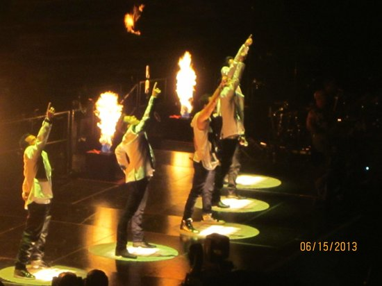 Capital One Arena: NKOTB at the Verizon Center
