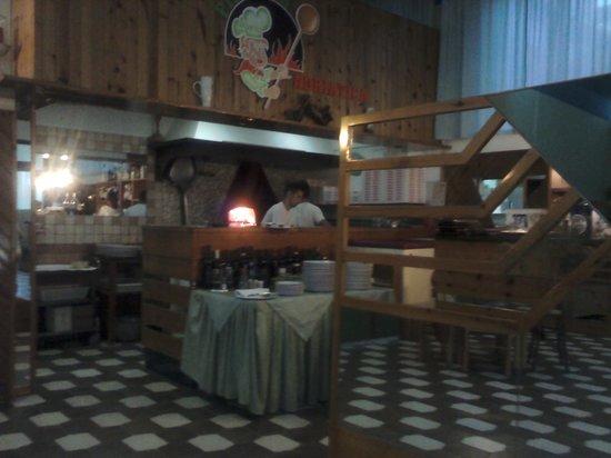 Pizzeria Ristorante Adriatica: bar