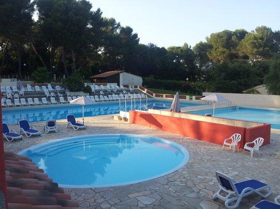 Belambra Clubs -  Les Terrasses de St  Paul-de-Vence : le petit bassin