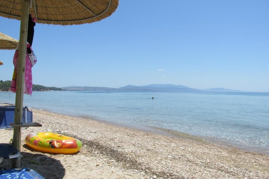 Hotel Simeon: Beach 2