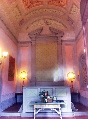 Residenza Strozzi: The Bedroom