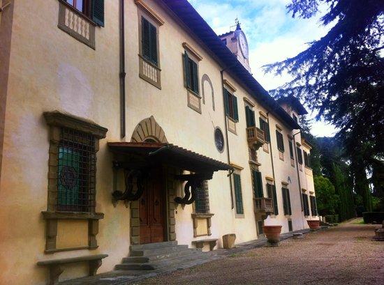 Residenza Strozzi: The Main Villa