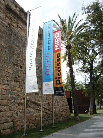 Museu d'Art Modern i Contemporani Es Baluard: Es  Baluard