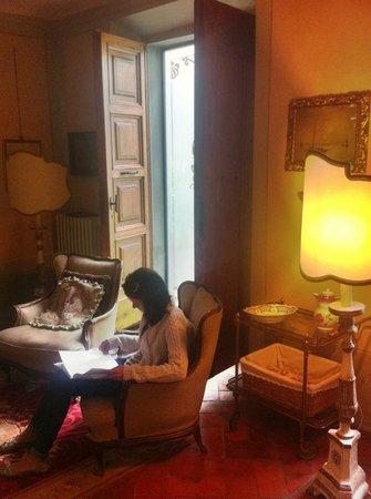 Residenza Strozzi: Lounge