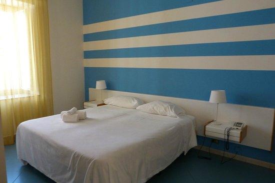 Hotel Posta : la chambre