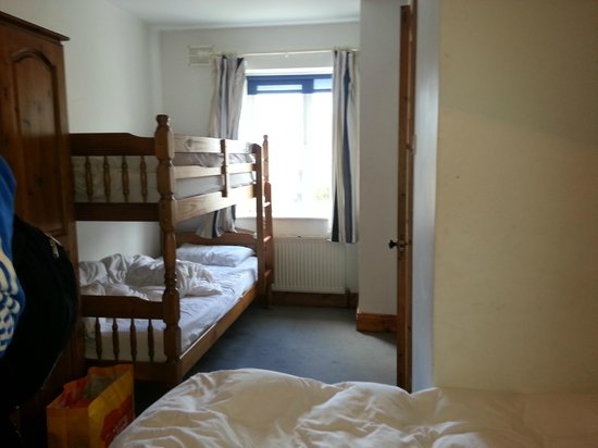 West Coast Lodge: Room #4 - Four Bed Sharing