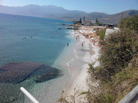 AKS Annabelle Beach Resort: nearby beach