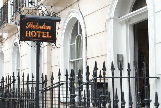 Swinton Hotel: Accesso Hotel