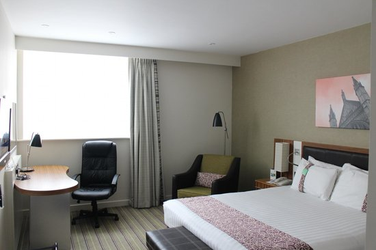 Holiday Inn Winchester: Zimmeransicht
