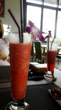 Pan Bistro: my drink