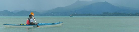 Le Mont-Dore, Nova Caledônia: Kayak au Mont Dore - H2o Odyssée