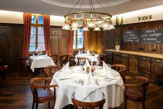 Dorint Am Goethepark Weimar: Restaurant Bettina von Arnim
