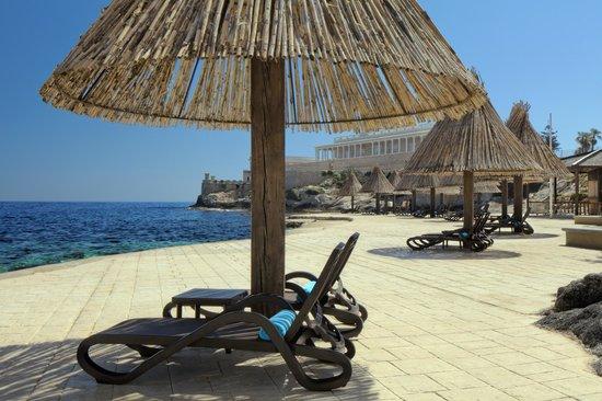 The Westin Dragonara Resort, Malta: Med Bar