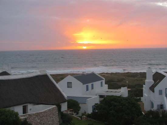 Paters Haven Self-Catering and B&B: The stunning view we had from our bedroom.