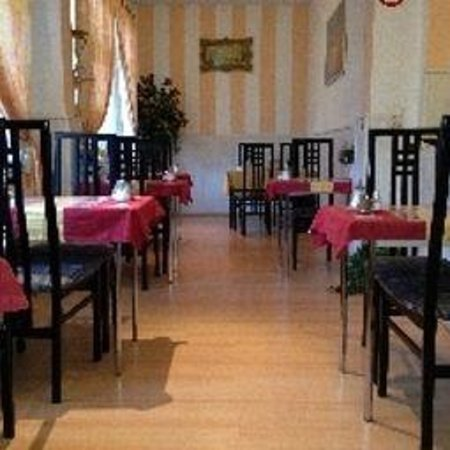 Hotel Oase : Frühstücksraum