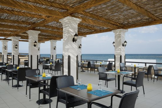 Palio's Restaurant at The Westin Dragonara Resort Malta