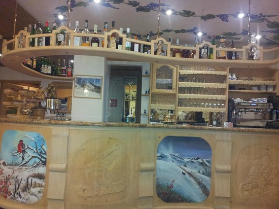 Hotel Des Alpes: bar