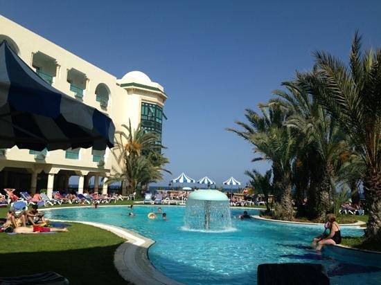 Hotel Mehari Hammamet: pool