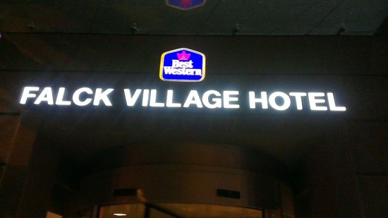 Best Western Falck Village Hotel: Falck Village Hotel