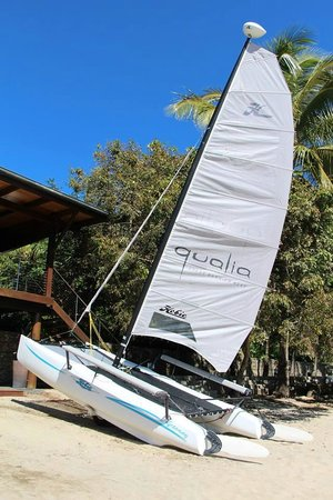 Qualia Resort: Sail