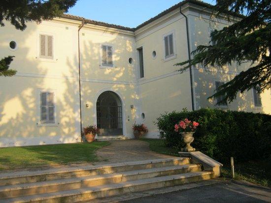 Colle Ridente Borgo Storico: ingresso