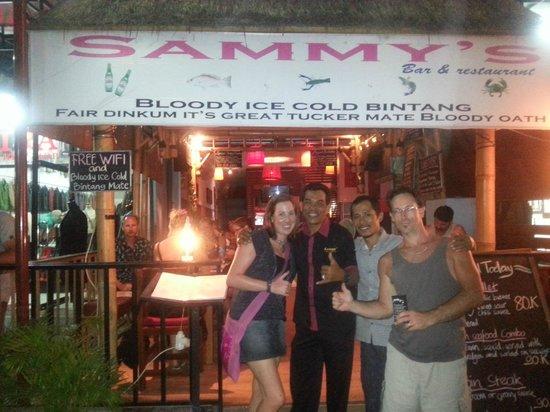 Sammy's!