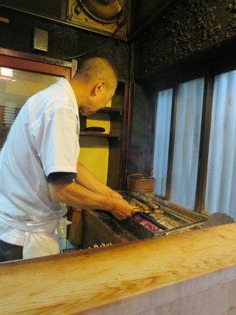 Irokawa : Grilled eel