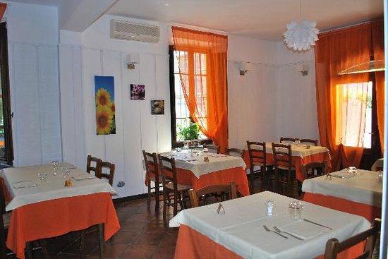 Pontenure, Italy: La sala da pranzo