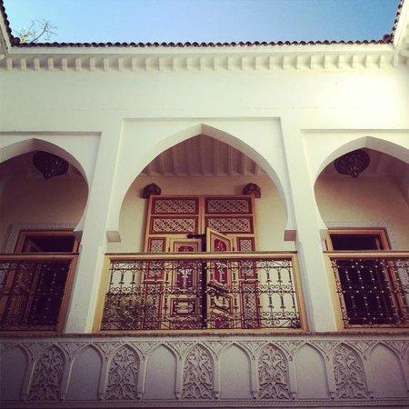 Riad Sofia: Chambre