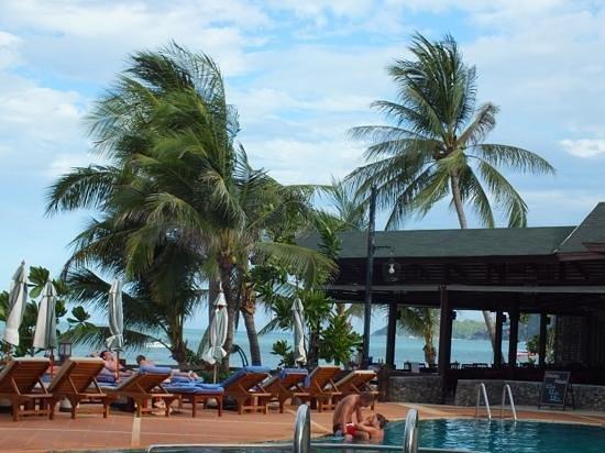 Banana Fan Sea Resort : Een onderschrift toevoegen