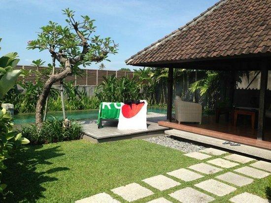 Villa Komea : one bedroom villa