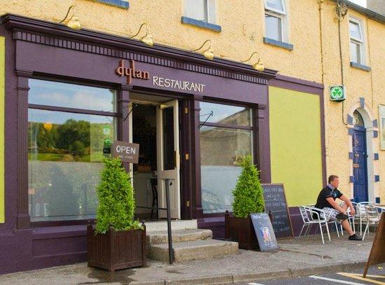 Dylan restaurant : The front side