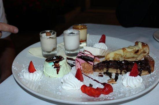 Hotel Cascina Canova: fantasia di dolci