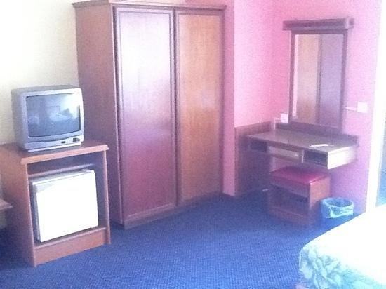 Hotel Mingood: Zimmereinrichtung
