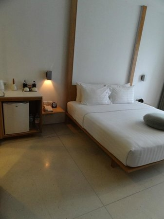 The Haven Bali: Great lay out, powerpoints near the bed ++