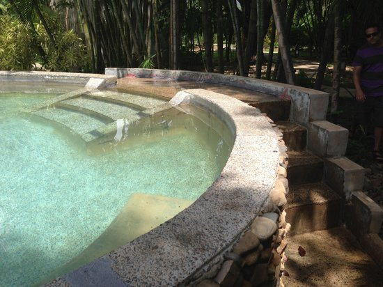 Pai Hotspring Spa Resort: Hot springs