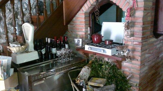 Arnuero, Spain: zona del bar