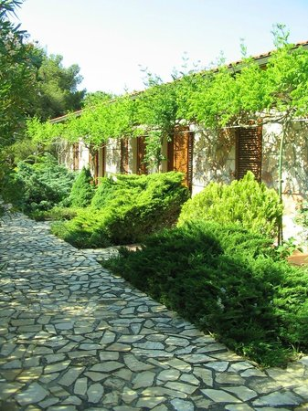 Resort Capo Bianco: Esterno appartamenti