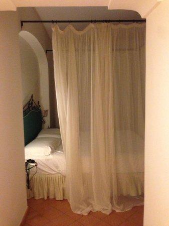 Covo Dei Saraceni: Bed