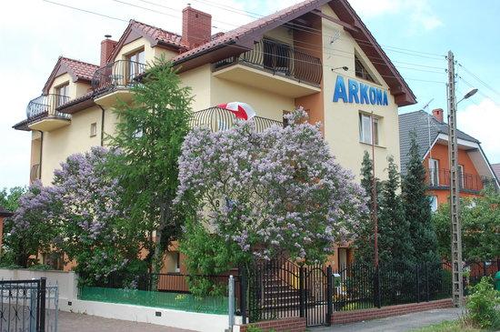 Dziwnowek, โปแลนด์: Dom Arkona