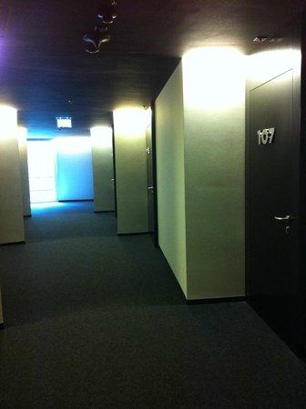 City Garden Hotel : Couloir