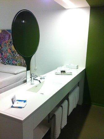City Garden Hotel : Salle de bains