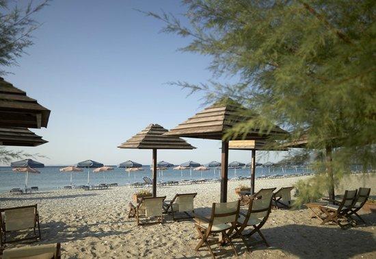 Kouros Bay Hotel: Kouros Bay Beach
