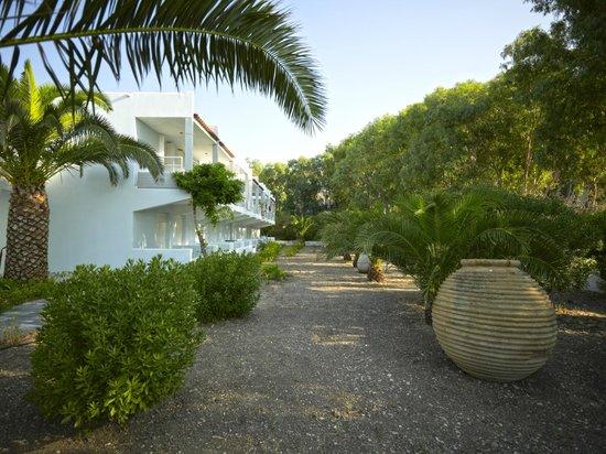 Kouros Bay Hotel: Kouros Bay Garden