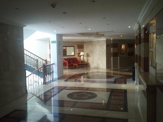 Helnan Palestine Hotel: hotel from inside