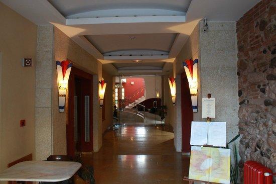 La Grava Hotel: La entrada